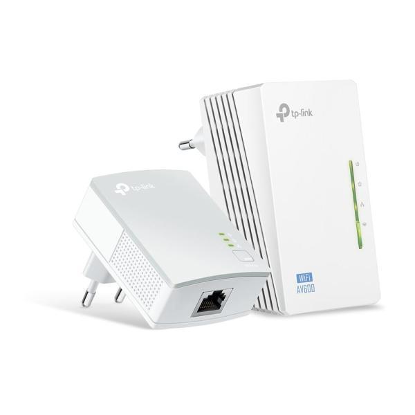 Bảng giá Bộ mở rộng Internet qua đường dây điện AV600  TP-LINK TL-WPA4220 KIT Phong Vũ