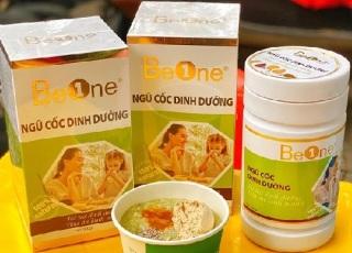 Ngũ Cốc Dinh Dưỡng Beone (Tăng cân, tăng đề kháng, khắc phục chứng biếng ăn) thumbnail