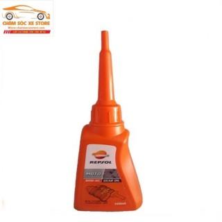 Nhớt hộp số cao cấp Repsol Moto Gear Oil 80W90 120ml chamsocxestore thumbnail