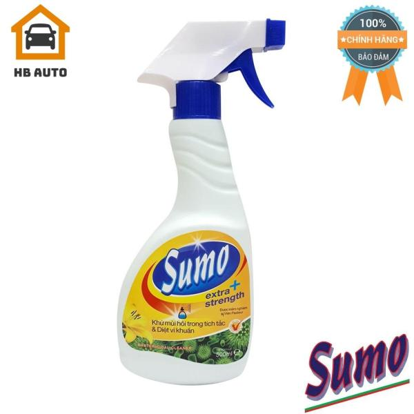 Nước Khử mùi Sumo Extra Plus Streng 500ml