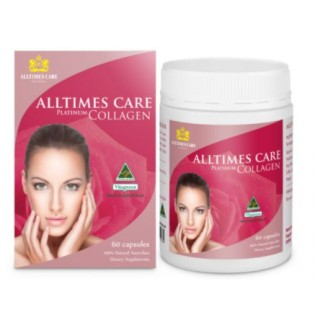 Alltimes Care Platinum Collagen Viên Uống Bổ Sung Collagen thumbnail