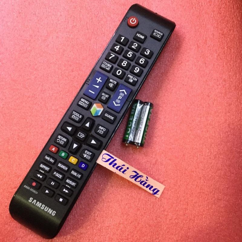 Điều khiển ti vi SAMSUNG loại xịn cả pin chính hãng