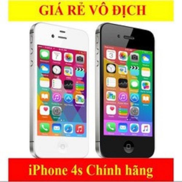 điện thoại ip4s 32G có ship hàng - hổ trợ cài đặt ứng dụng
