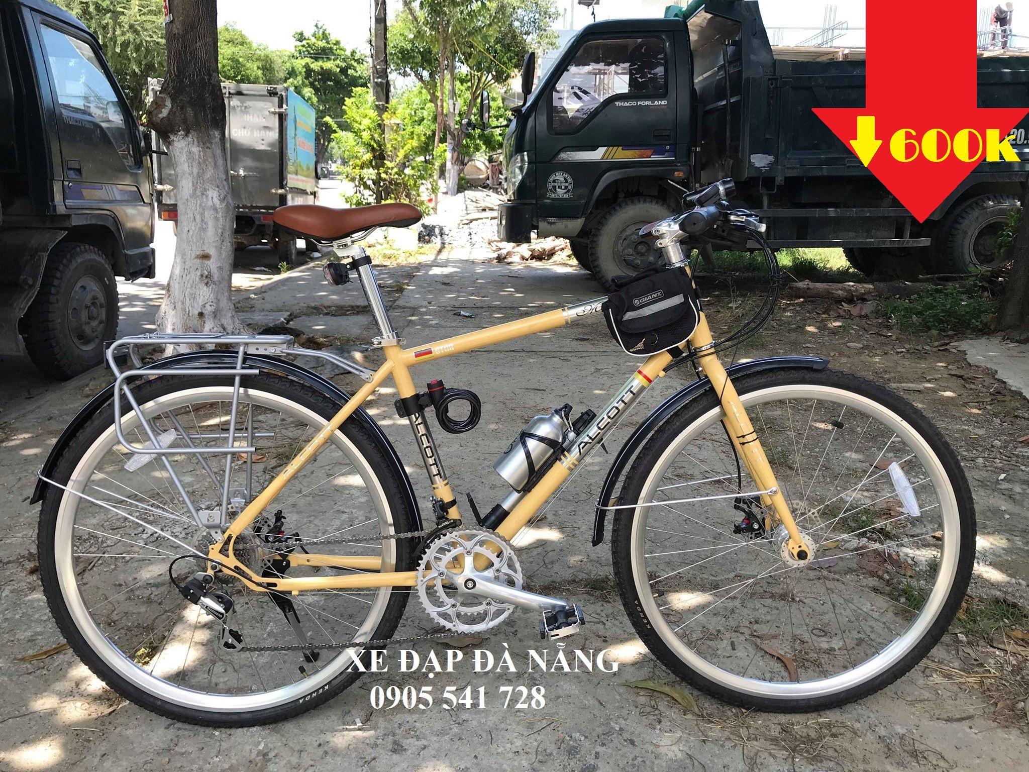 Mua xe đạp  đường phố Alcott GT08 giảm giá từ 6tr500 còn 5tr900