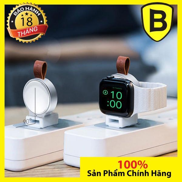 Giá Sạc đồng hồ Baseus Dotter mini Qi 2.5W