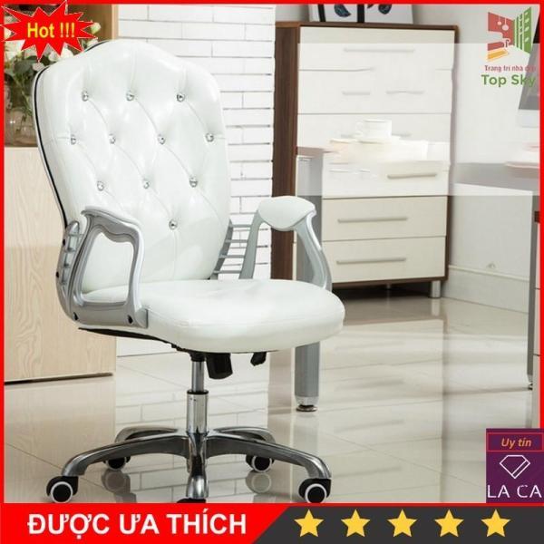 Ghế văn phòng - Ghế văn phòng phong cách châu âu giá rẻ
