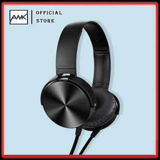 (MẠNH MẼ VÀ CHẤT) Tai nghe chụp tai over ear SIÊU BASS XB450AP chất lượng tuyệt vời, âm thanh bass sống động- Bảo hành 3 tháng- FULLBOX thumbnail