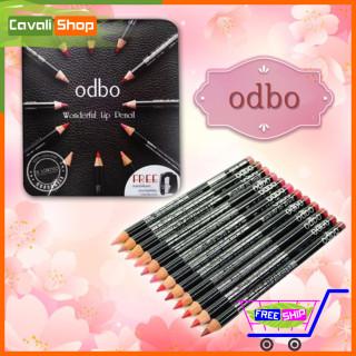 Chì kẻ viền môi Odbo Wonderful Lip Penci Thái Lan - Cavali - gồm những tone màu trẻ trung và cá tính thumbnail