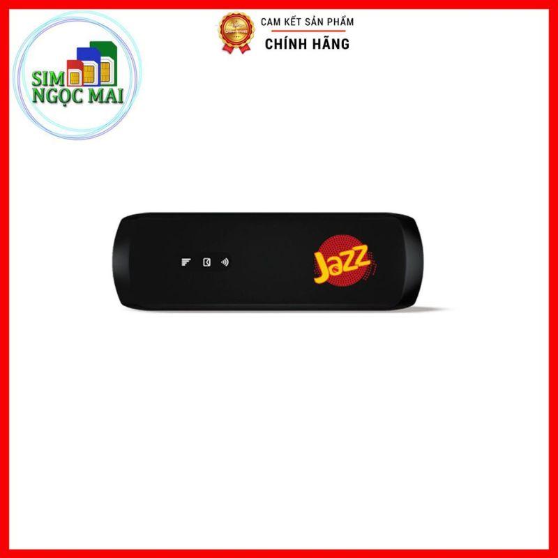 ( Bảo hành 36 tháng-Internet mọi lúc mọi nơi )USB PHÁT WIFI 3G 4G TỐC ĐỘ CAO JAZZ W02-LW43- thích hợp để đi phượt-những nơi wifi yếu