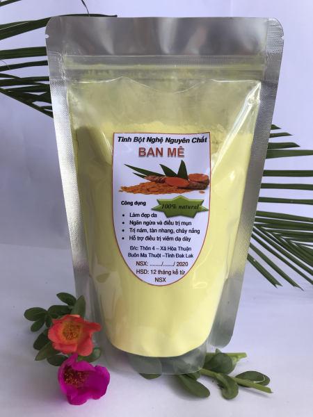 250gram TINH BỘT NGHỆ NGUYÊN CHẤT TÂY NGUYÊN 100% nhập khẩu