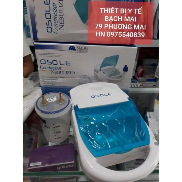 Máy Hút Mũi OSOLE (nhập khẩu - BS Tai Mũi Họng Khuyên Dùng