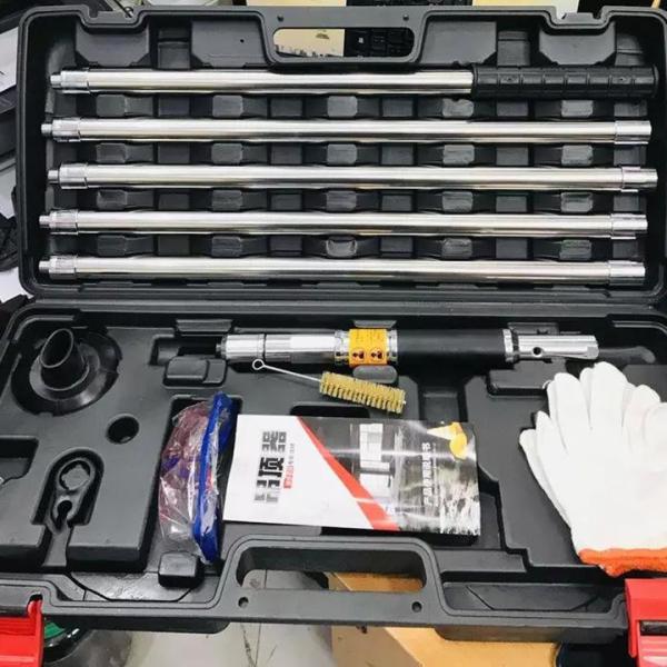 Máy bắn treo ti ren trần chuyên dụng thi công điện nước,thạch cao,cứu hỏa,thông số,điều hòa-Chất liệu Inox 304 cao cấp-Bảo hành 6 tháng