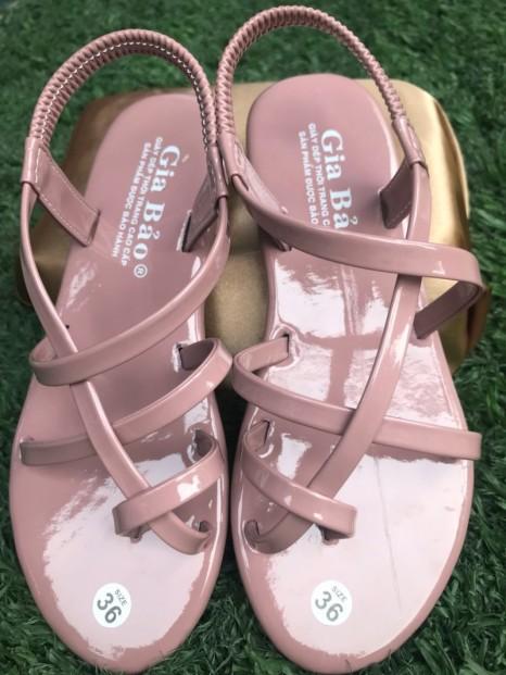 Giày Sandal Nữ Dây Quai Chéo Thời Trang giá rẻ
