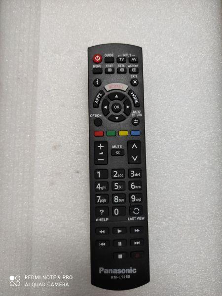 Bảng giá Remote Điều Khiển Tivi Panasonic RM-L1268