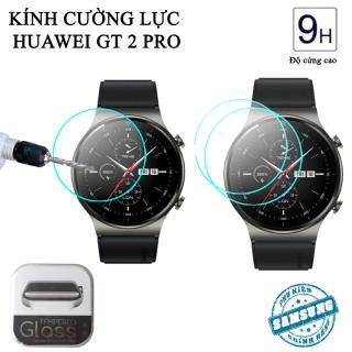 Kính cường lực đồng hồ Huawei GT 2 Pro thumbnail