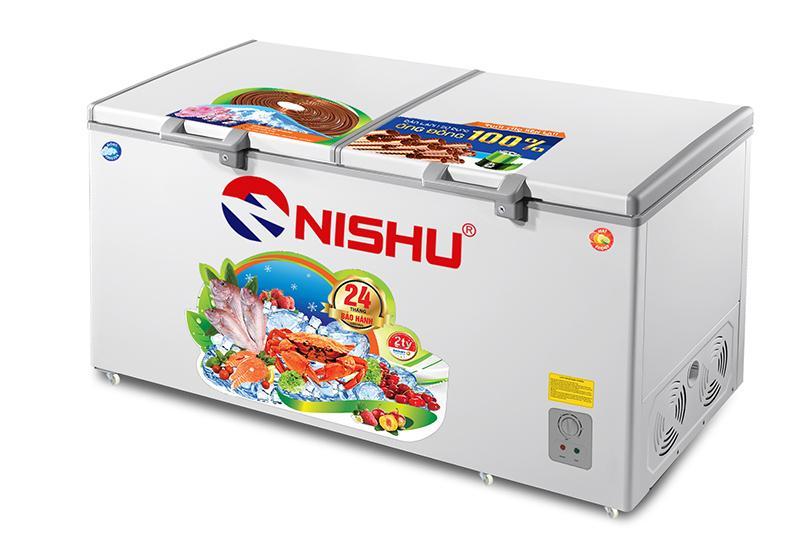 Tủ đông Nishu NTD 788 New