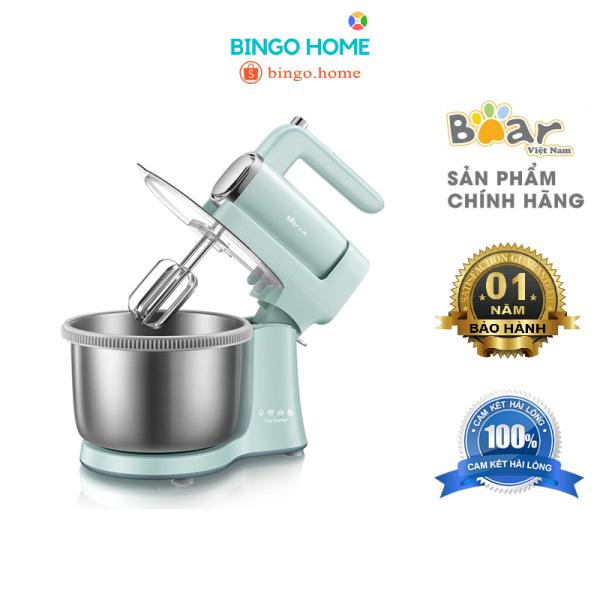 Máy Đánh Trứng Trộn Bột Đa Năng Bear DDQ-B03V1 - BH 1 năm - Bingo Home