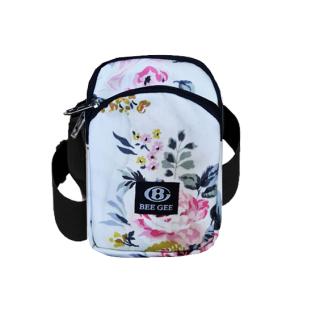 Túi đeo chéo nữ thời trang họa tiết dễ thương BEE GEE 096 thumbnail