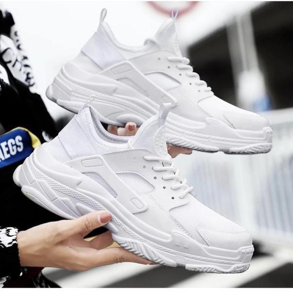 Giày sneaker nam, giày nam cao cấp mới nhất 2020 GTT01 (Giá Cực Sốc) giá rẻ