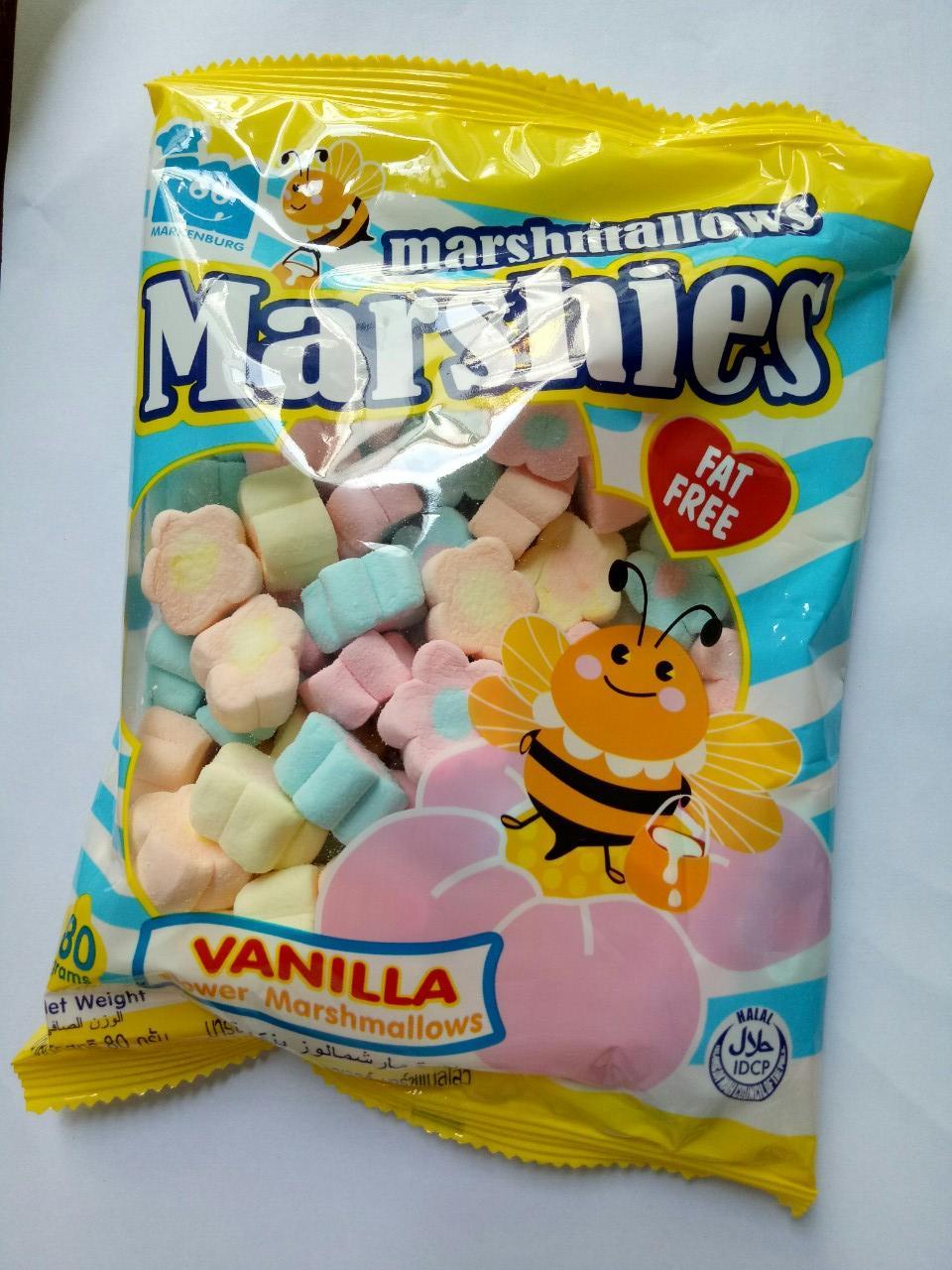 kẹo Bông Marshies Vị Thập Cẩm