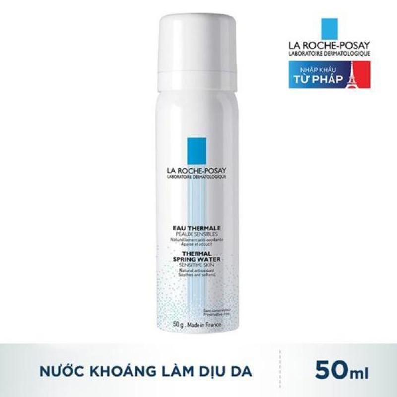 LA ROCHE POSAY-XỊT KHOÁNG DỊU DA THERMAL SPRING WATER SENSITIVE SKIN 50ML cao cấp