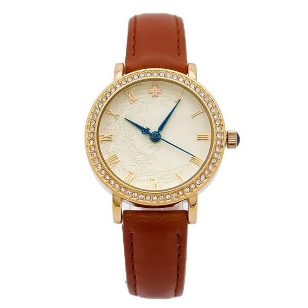 Nơi bán Đồng hồ nữ Julius JA-585LC dây da màu nâu cực xinh