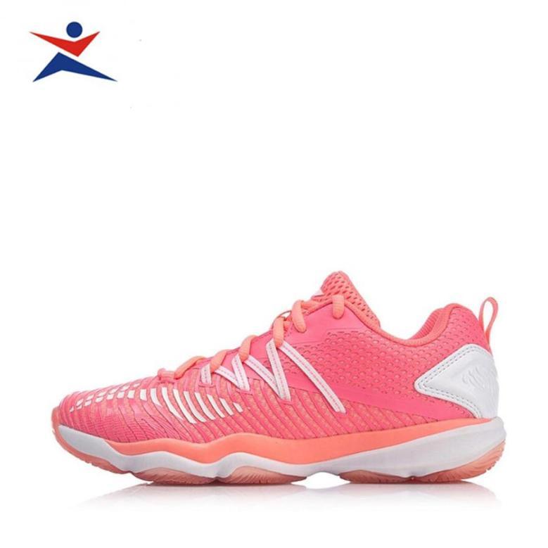 Giày cầu lông nữ Li-Ning AYTP012-3 cao cấp giá rẻ