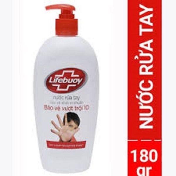 RửA Tay Lifeboy Chăm SóC Da 180G giá rẻ