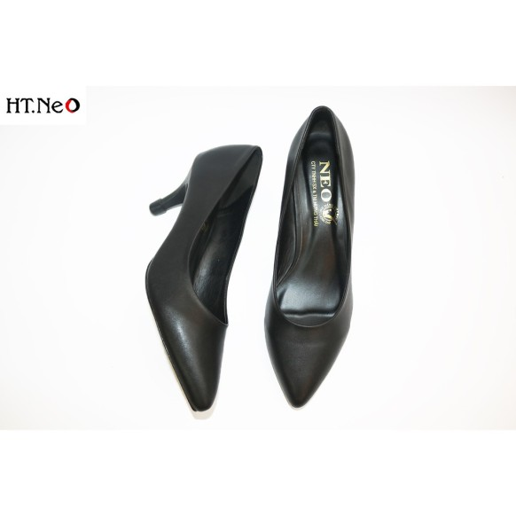 Giày Công Sở Nữ Da Bò 5P Gót Nhỏ Cực Xinh giá rẻ