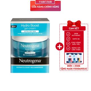 Kem dưỡng ẩm cấp nước Neutrogena Hydro Boost nourising gel cream 50g thumbnail