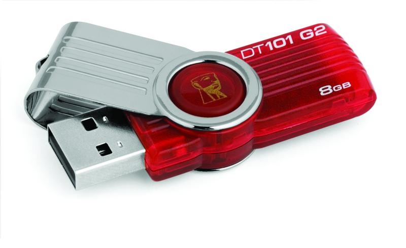 USB Kingston DT101 8Gb