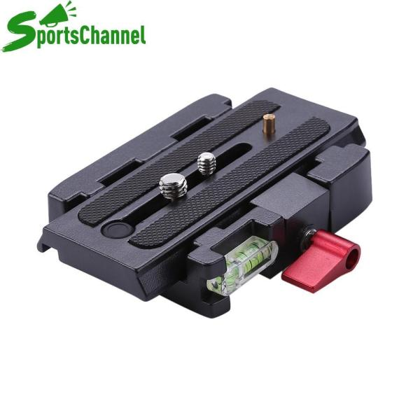 Giá Sportschannel Quick Release Plate P200 Clamp Adapter for Manfrotto 577 501 500AH 701HDV 50 - intl