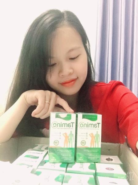COMBO 3 hộp tăng cân TAMINO nhập khẩu