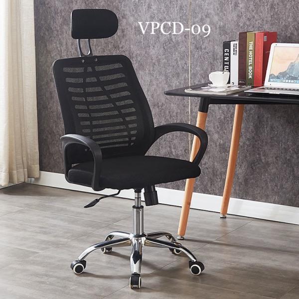 Ghế văn phòng-Ghế Xoay VPCD-09 - Hàng Nhập Khẩu Cao Cấp