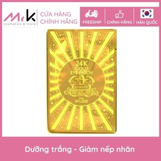Mặt nạ mắt Urban Dollkiss Agamemnon 24K Gold Hydrogel Eye Patch, chính hãng Hàn Quốc, chống nhăn, giảm thâm vùng mắt thumbnail