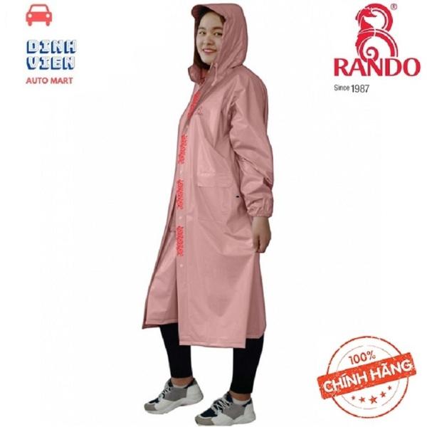 [ THÔNG DỤNG] Áo mưa Rando Bosur  che mưa linh hoạt ( APPS20) giúp che chở cho người thân yêu của bạn.