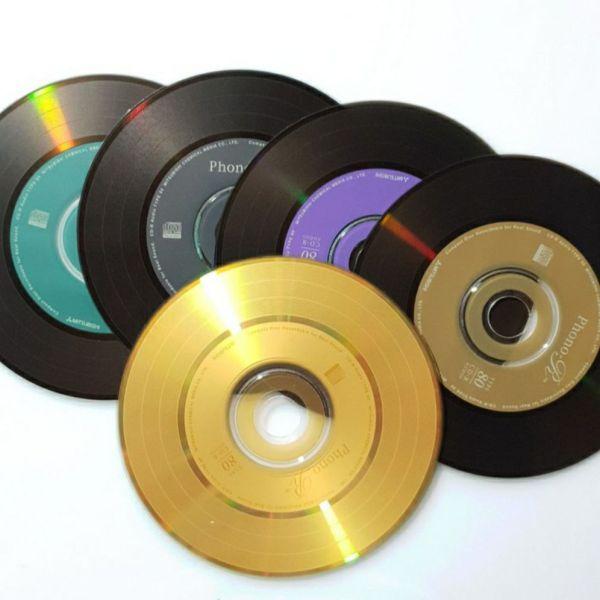 Bảng giá Block 10 đĩa cd trắng Mitsubishi không hộp Phong Vũ