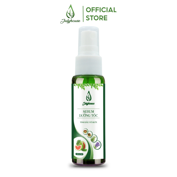 [QUÀ TẶNG KHÔNG BÁN] Serum dưỡng tóc tinh dầu Bưởi 38ml JULYHOUSE giá rẻ