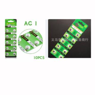 Viên Pin AG1 LR621H 364A Tianqiu 1.5v Vỉ 10 Viên thumbnail