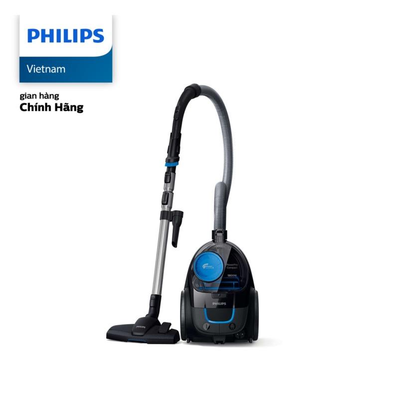 Máy hút bụi Philips FC9350 1800W - Hàng phân phối chính hãng - Đầu hút Multi Clean - Bộ lọc EPA 10 có thể rửa