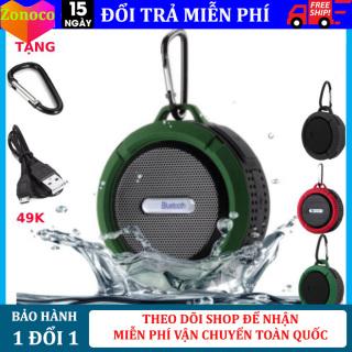 Loa bluetooth chống thấm nước C6 Loa Bluetooth không dây chống va đập, loa bluetooth mini giá rẻ, loa không dây bluetooth mini, loa không dây cao cấp, loa bluetooth cao cấp thumbnail