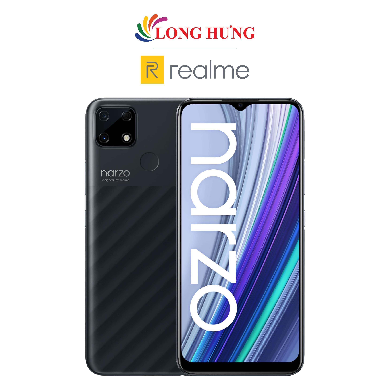 Điện thoại Realme Narzo 30A (4GB/64GB) - Hàng chính hãng...