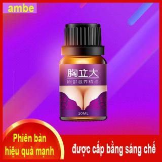 Tinh dầu nở ngực làm săn chắc nâng kích cỡ thần kỳ cho vùng ngực chiết xuất tự nhiên hoa Lavender mạnh mẽ không phục hồi lại trạng thái cũ thumbnail