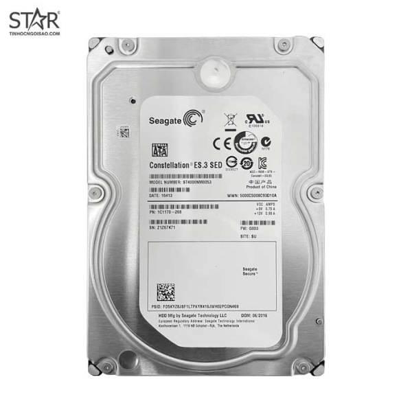 Bảng giá [HCM]Ổ cứng HDD Seagate 4TB Constellation ES.3 Renew (ST4000NM0053) Phong Vũ