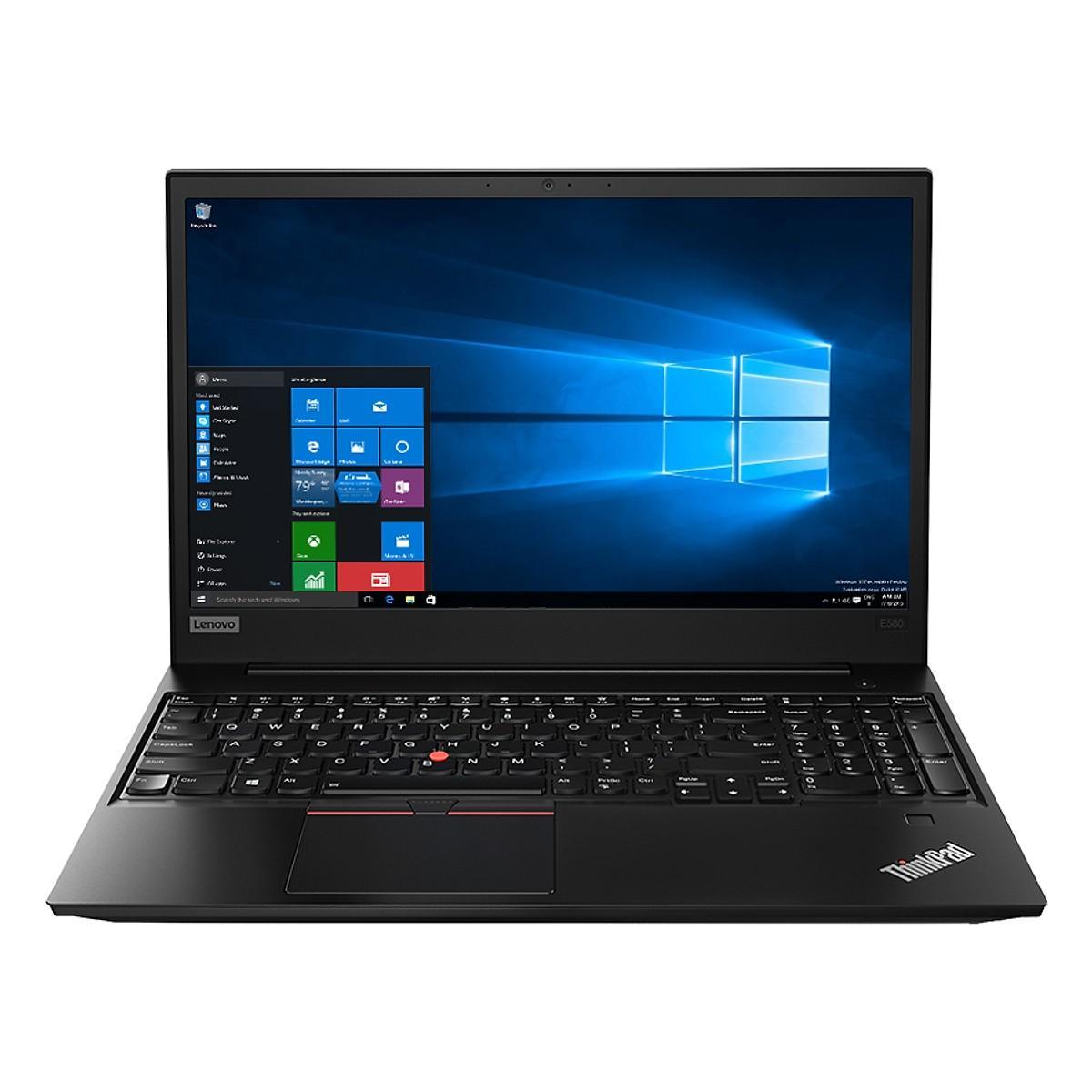 Laptop Lenovo ThinkPad Edge E580 20KS005NVA Core i5-8250U/Free Dos (15.6 inch) (Black)