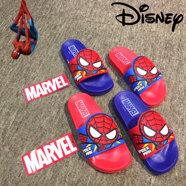 Dép siêu nhân Spider Man cao cấp cho bé trai chính hãng thương hiệu Cartoon Agency Thái Lan giá rẻ