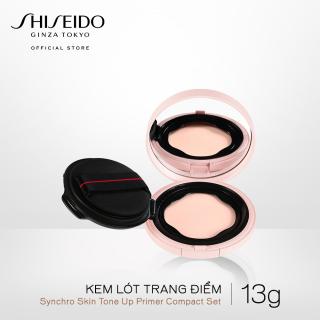 Kem lót trang điểm Synchro Skin Tone Up Primer Compact Set thumbnail