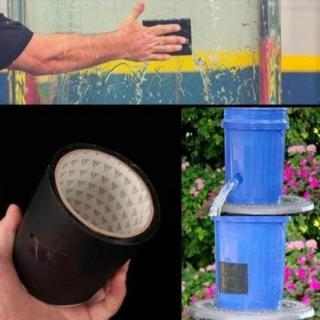 Đồ Dùng Tiện Ích - Miếng vá thông minh Flex Tape - Băng keo siêu dính chịu nước, chống thấm cao cấp thumbnail