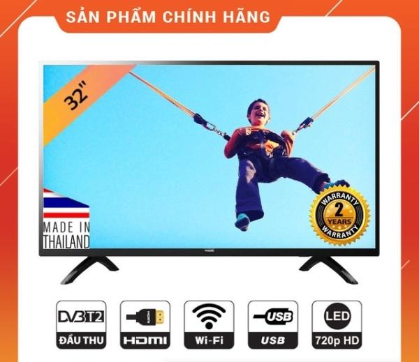 Bảng giá Tivi Smart_Philips_HD 32 Inch- 32PHT5853S-74