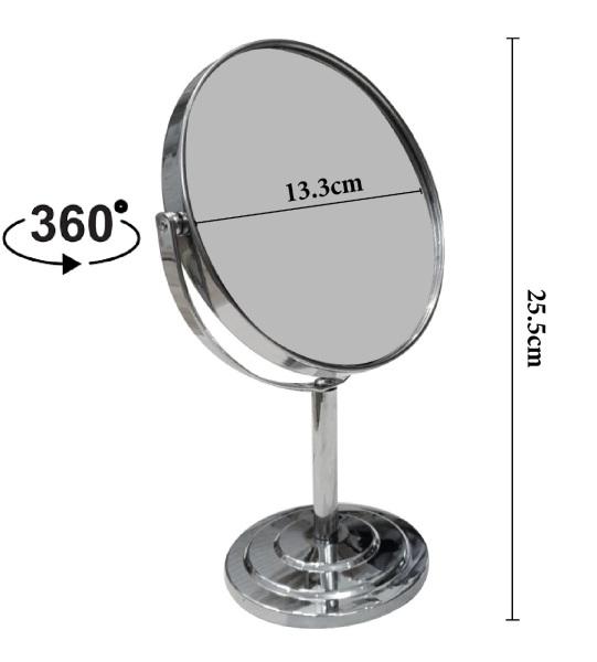 Gương Trang Điểm Để Bàn 2 Mặt giá rẻ